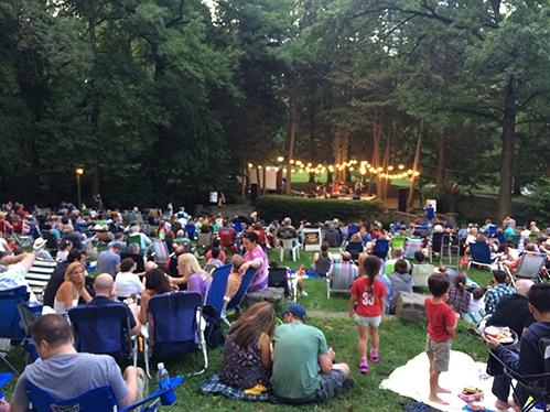 Pastorius Park Concerts 2017