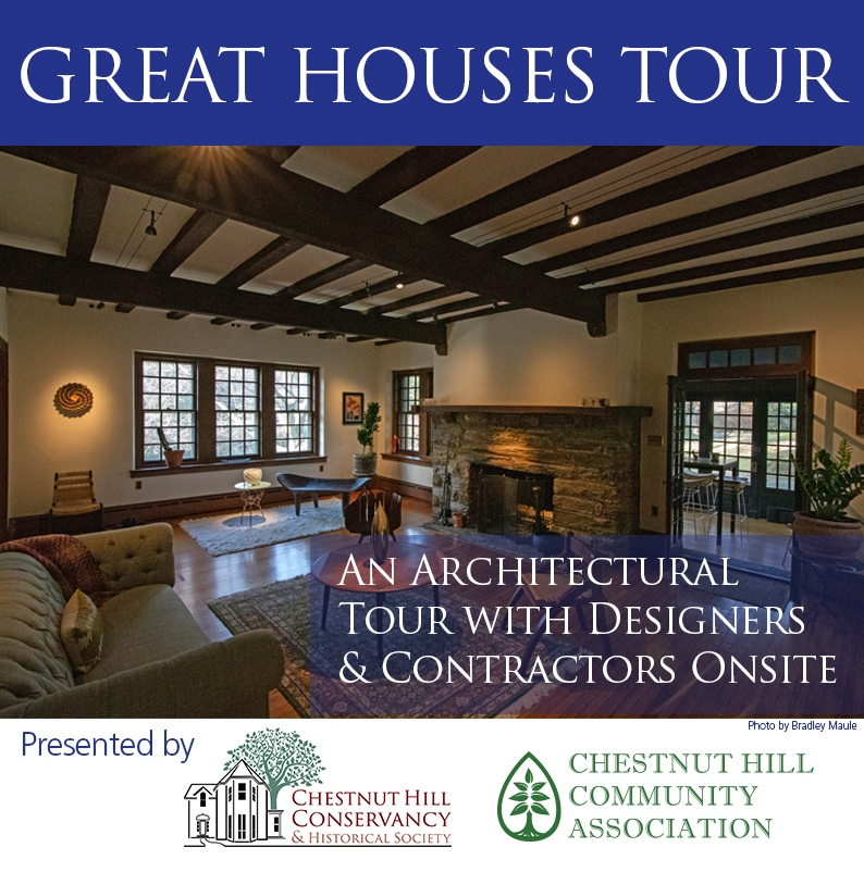 2019 Chestnut Hill Great Houses Tour