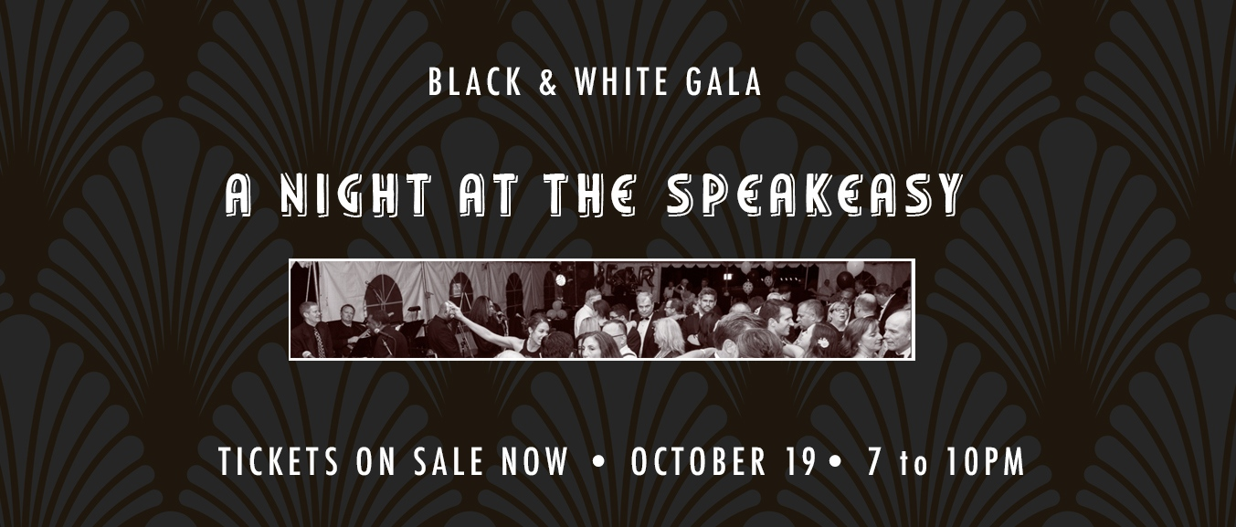 Black & White Gala A Night at the Speakeasy